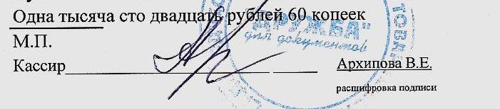 подпись6
